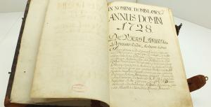 Kontynuacja konserwacji najcenniejszych rękopisów ze zbiorów Archiwum Kurii Metropolitalnej w Krakowie